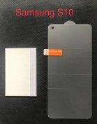 Hidrogél fólia Samsung S10