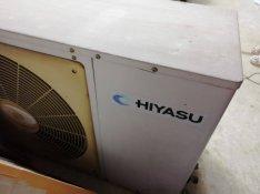 Hiyasu Hűtőklíma DUAL 2x2500W eladó
