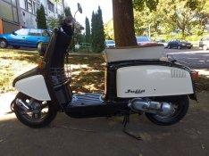 Honda Julio AF52