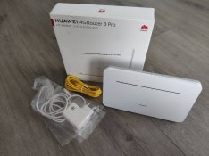 Huawei B535-232 300Mbps 4G/LTE Otthoni Wi-Fi Router