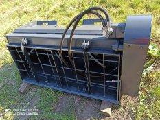 Hydraulic bucket for sale. Betonkeverő kanál eladó