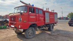 IFA W50 tűzoltó autó