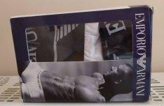 Igazi Emporio Armani férfi alsónadrág XL méretű (1 doboz = 3db)
