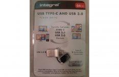 Integral USB flash drive 64Gb pendrive