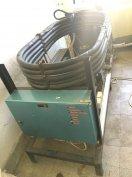 Ipari nagy teljesítményű átfolyásos vízhűtő szódavízhez, szikvízhez