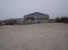 Ipari terület Veszprém Tüzér utcában kiadó