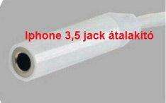 Iphone Aux átalakító 3.5mm új