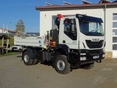 Iveco Ad190T33W 4x4 Billencs Meiller /0km / Klíma / Lízing