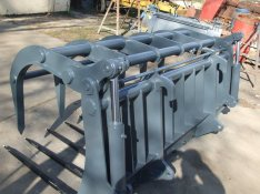 JCB 530 90 trágyavilla, terménykanál, betonkeverő kanál eladó