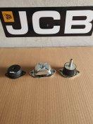 JCB minikotró motortartó bak