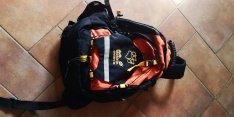 Jack Wolskin, Adidas, Cassone hátizsák táska