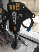 Jcb 3CX 4CX Gyári , Új Hidraulikus bontókalapács , törőfej
