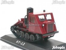 KT-12 traktor kisauto modell 1/43 Eladó