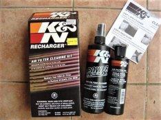 K&N Sportlevegőszűrő Tisztító Szett