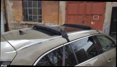 Kajak szállító csomagtartó Soft, tetőre fektethető