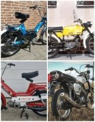 Keresek: Simson. JAWA. Puch.. Régi Típusú Motorkerékpár.