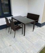 Kerti Bútor 4 férőhellyel