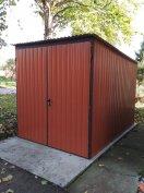 Kerti tároló, fészer 2x3 - RAL színekben