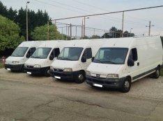 Kisteherautó teherautóbérlés kölcsönző autóbérlés Nyíregyháza