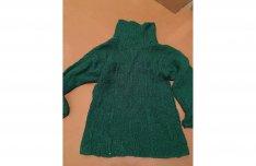Kötött pulóver ovis méret ruha