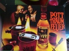 Krog & Rum Pott Traumfeuer Feuerzangenbowle