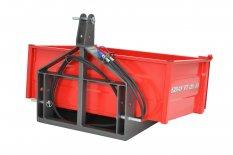 Krpan PT traktorra szerelhető hidraulikus platók eladók