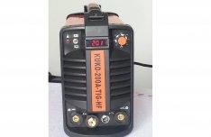 Kuko-200A-TIG-HF inverteres ívhegesztőgép