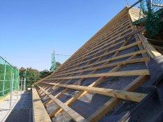 Külföldi munkára tanult ácsot-tetőfedőt keresek
