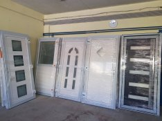 Kültéri hőszigetelt bejárati ajtó új Ingyen szállítva már 56.400.tól