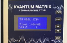 Kvantum Mátrix Térharmonizátor