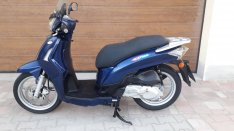 Kymco People S 125/50 ccm 4T