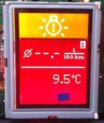 LCD Kijelző Display VW SEAT AUDI Screen javítás.Sékesfehérvár