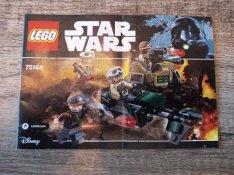 LEGO Star Wars - Lázadó oldali harci csomag (75164 - Használt)