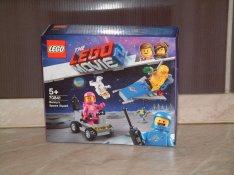 LEGO The Movie / A Mozifilm 70841 - Benny űrosztaga (Új)