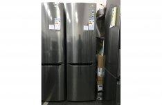 LG GBB60Pzgxs, A+++,343L.Új Inverteres Nofrost hűtő(240e.helyett)