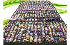 LPS Littlest Pet Shop figurák, kiegészítők