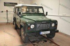 Land Rover TD5 motorvezérlő javítás - ecu Discovery II., Defender