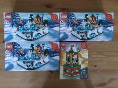 Lego 40416 40293 Karácsony