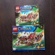 Lego Chima 70006 Cragger parancsnoki hajója