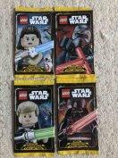 Lego Star Wars kártya
