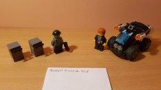 Lego Ultra Agents szettek