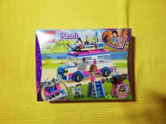 Lego friends 41333 Olívia különleges járműve Új