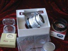 Leica Summicron 50 mm f2 DR objektív
