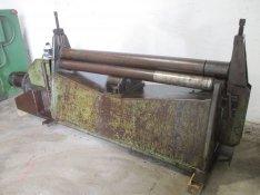 Lemezhengerítő Lemez hengerítő 2000 mm hengerlő ívelő (1120)