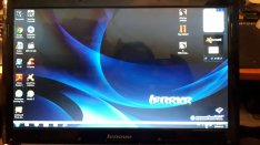 Lenovo 24 colos Fullhd All in One pc tv funkcióval!