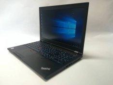 Lenovo Thinkpad P52, i7-8850H, Quadro P2000, 512 Nvme, 16GB RAM,, 1. Kép