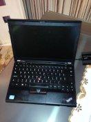 Lenovo X230 i5-ös laptop,3.gen.256GB SSD.Wifi,Kamera,4 X2,60 GHZ.proci