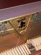 Londoni aranyérmes/Weinbach/páncéltőkés angolmechanikás koncertpianínó