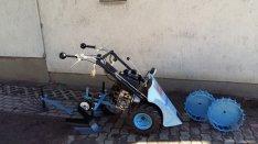 MF 70 Diesel Sorhúzó Töltögető Burgonya Termesztéshez fotó