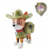 Mancs Őrjarat Tracker a Dzsungel kutya figura új